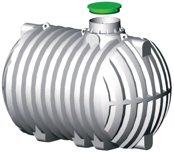 Trinkwasserspeicher Trinkwassertank