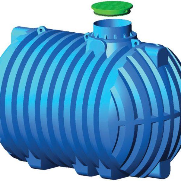 Regenwasserspeicher Regenwassertank