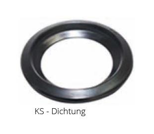 KS-Dichtung - Schachtdichtung aus Kunststoff
