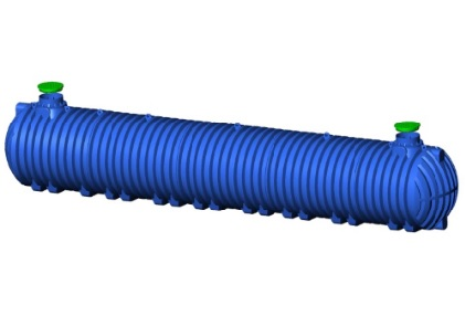 Wassertank XXL Regenwasserspeicher Regenwassertank